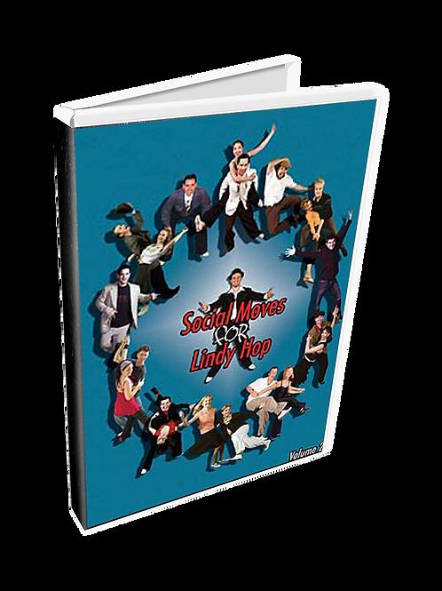 Social Moves for Lindy Hop - Volume 2