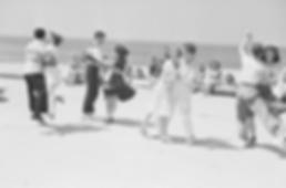 Vintage Balboa Beach clip