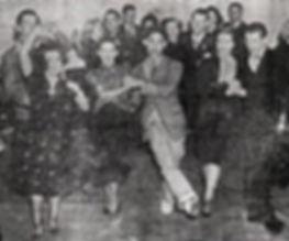 Ray Rand Swingers including Maxie Dorf