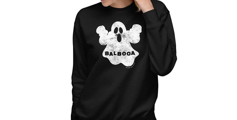 Balbooa Ghost Halloween Unisex Fleece Pullover