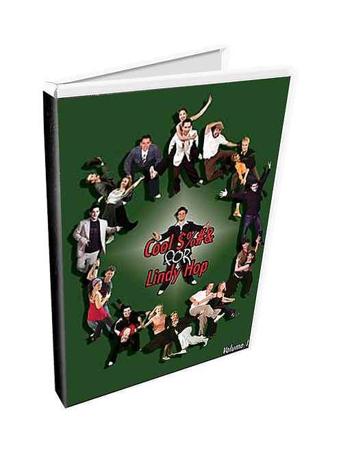 Cool $%&# for Lindy Hop - Volume 1