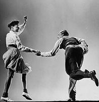 Vintage Lindy Hop