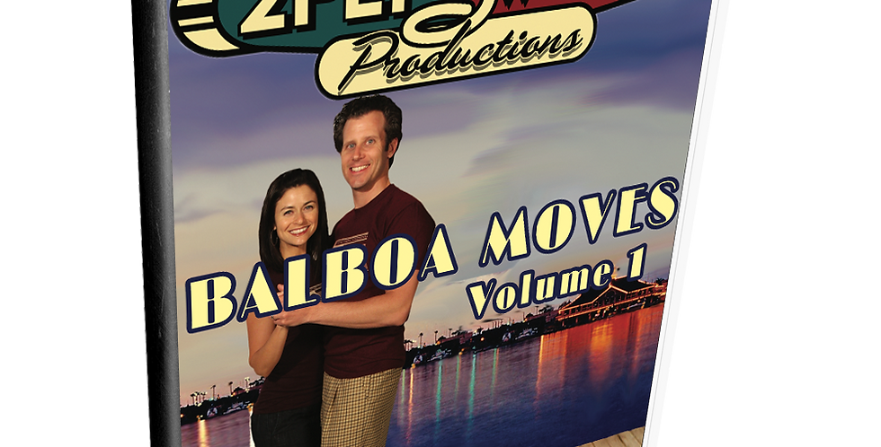 Balboa Moves - Volume 1