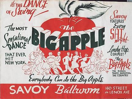 The Big Apple - Savoy Ballroom