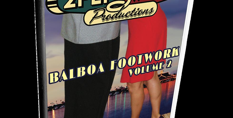 Balboa Footwork - Volume 2
