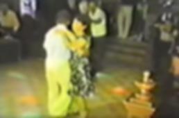 Footage of Balboa dancing at Bobby McGee's