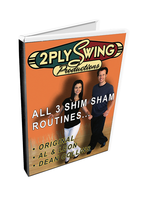The Shim Sham:  All 3 Routines