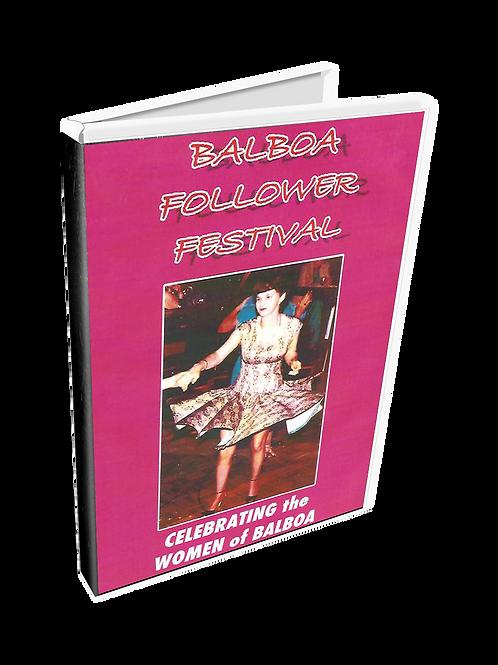 Balboa Follower Festival