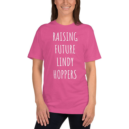 Raising Future Lindy Hoppers T-Shirt