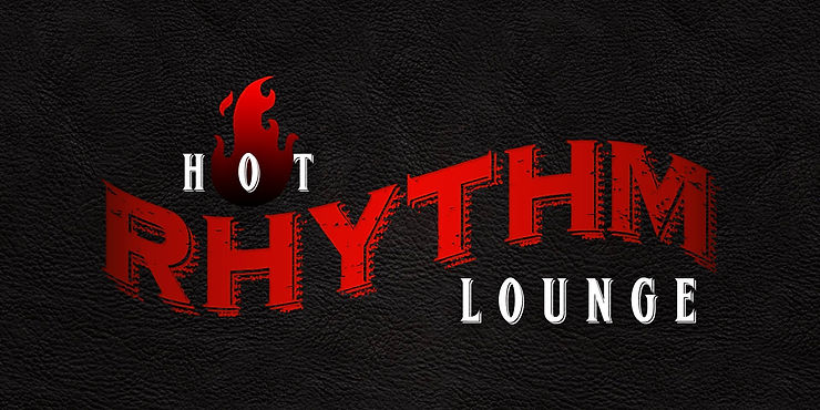 Hot Rhythm Lounge logo