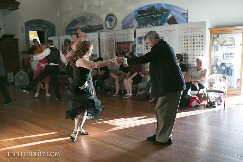 The Hep Spot Swing Dance