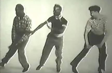 Vintage Tranky Doo - Al Minns, Pepsi Bethel & Leon James