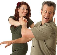 Joel & Jackie Plys - Swing Dancing San Diego