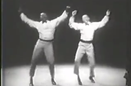 Al Minns & Leon James - Authentic Jazz