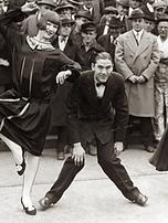 1920s Charleston Dancers