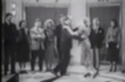Arthur Murray Shag Dancers