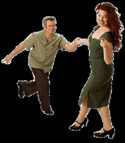 Joel & Jackie Plys - Lindy Hop