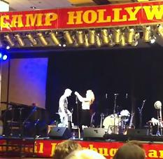 Joel Plys - Camp Hollywood Hall of Fame 2011