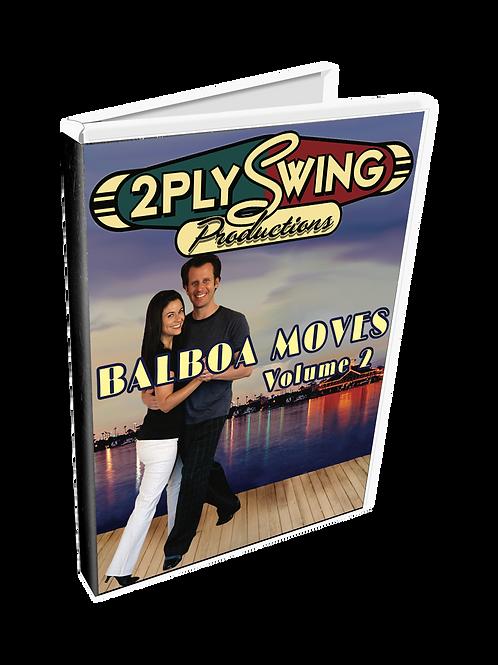 Balboa Moves - Volume 2