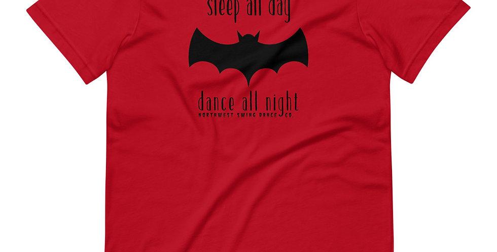 Halloween Bat Short-Sleeve Unisex T-Shirt