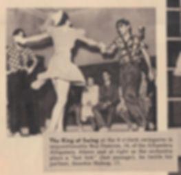 Vintage Balboa - Roy Damron & Snookie Bishop