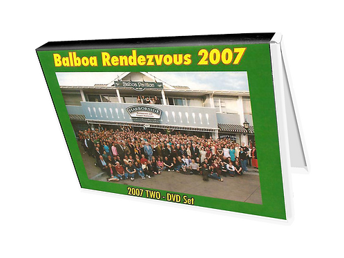 Balboa Rendezvous 2007