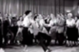 "1950s Swing Dancers - ""Don't Knock The Rock"""