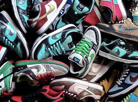 Nike Dunks... One of the most iconic shoe ever created. Here's how they rank.