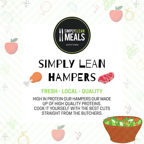 Simply: Lean Hampers