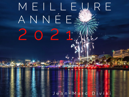 MEILLEURE ANNÉE 2021