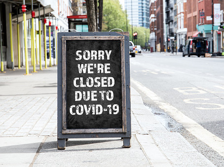 Nový program pro uzavřené provozovny:                        COVID-Gastro-Uzavřené provozovny
