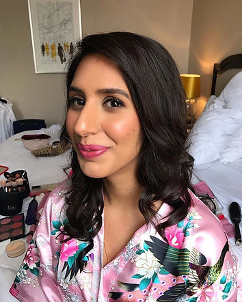 Soft and Elegant Bridal Makeup 👰🏻 Emai