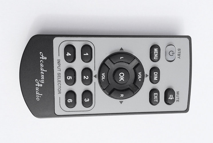 DRC, Deluxe IR Remote Control Unit