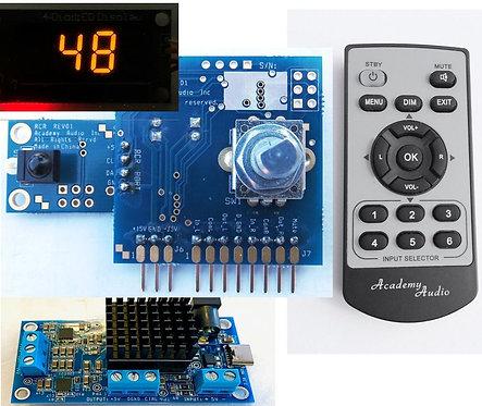 VCU+LPS9 Bundle, Hi-End  MUSES®  Micro Volume Control Board + Low Noise Power