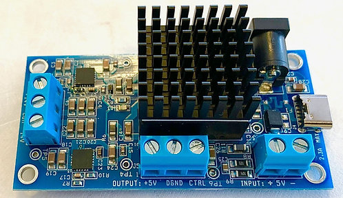 LPS9, Ultra Low Noise Power Supply for Audio