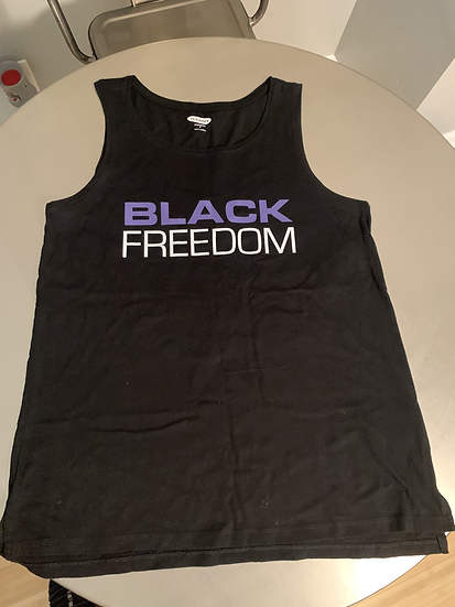 Black Freedom - Tangibles tank top (Women's)