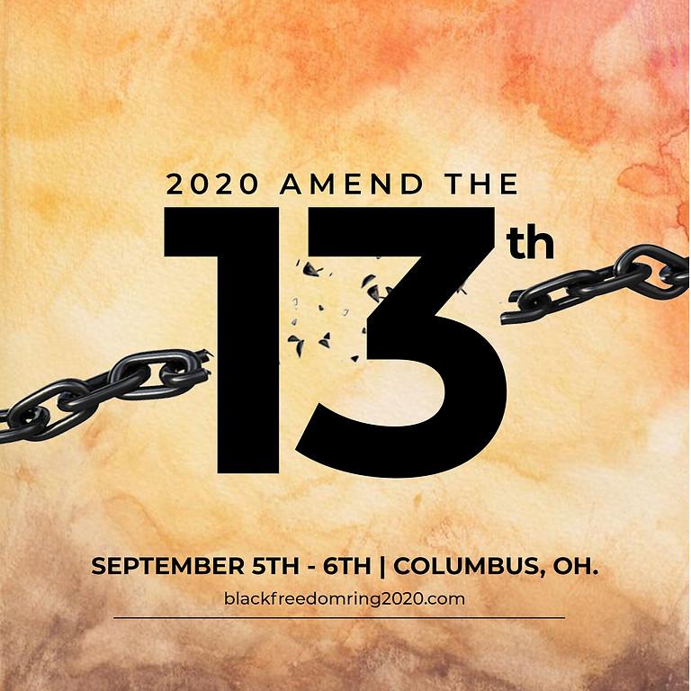 Amend the 13th Webinar