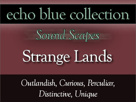 Now Live: 309 Sound Scapes