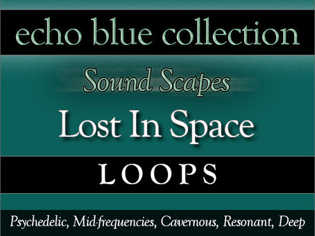 Sound Scapes Now Available As Loops