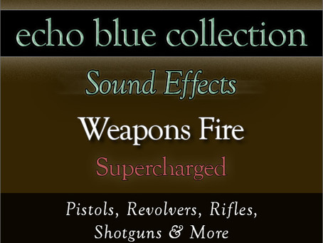 We Now Have Sound Effects!!!