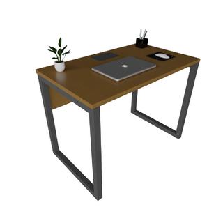Plataforma Simples de 1 Lugar com Caixa de Tomada, Subida de Fiação, Leito e Pé Looping de 40 x 40 mm