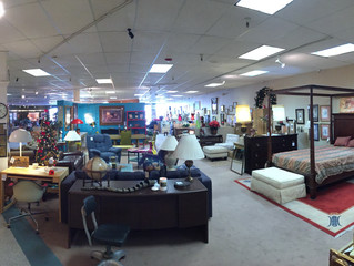 Our Fabulous 8,500 Square Foot Showroom