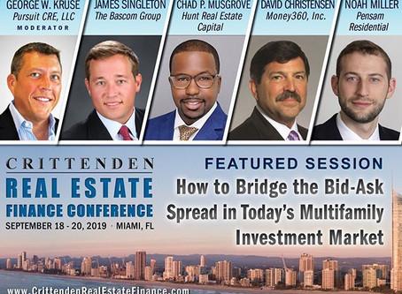 Crittenden Conference Next Week