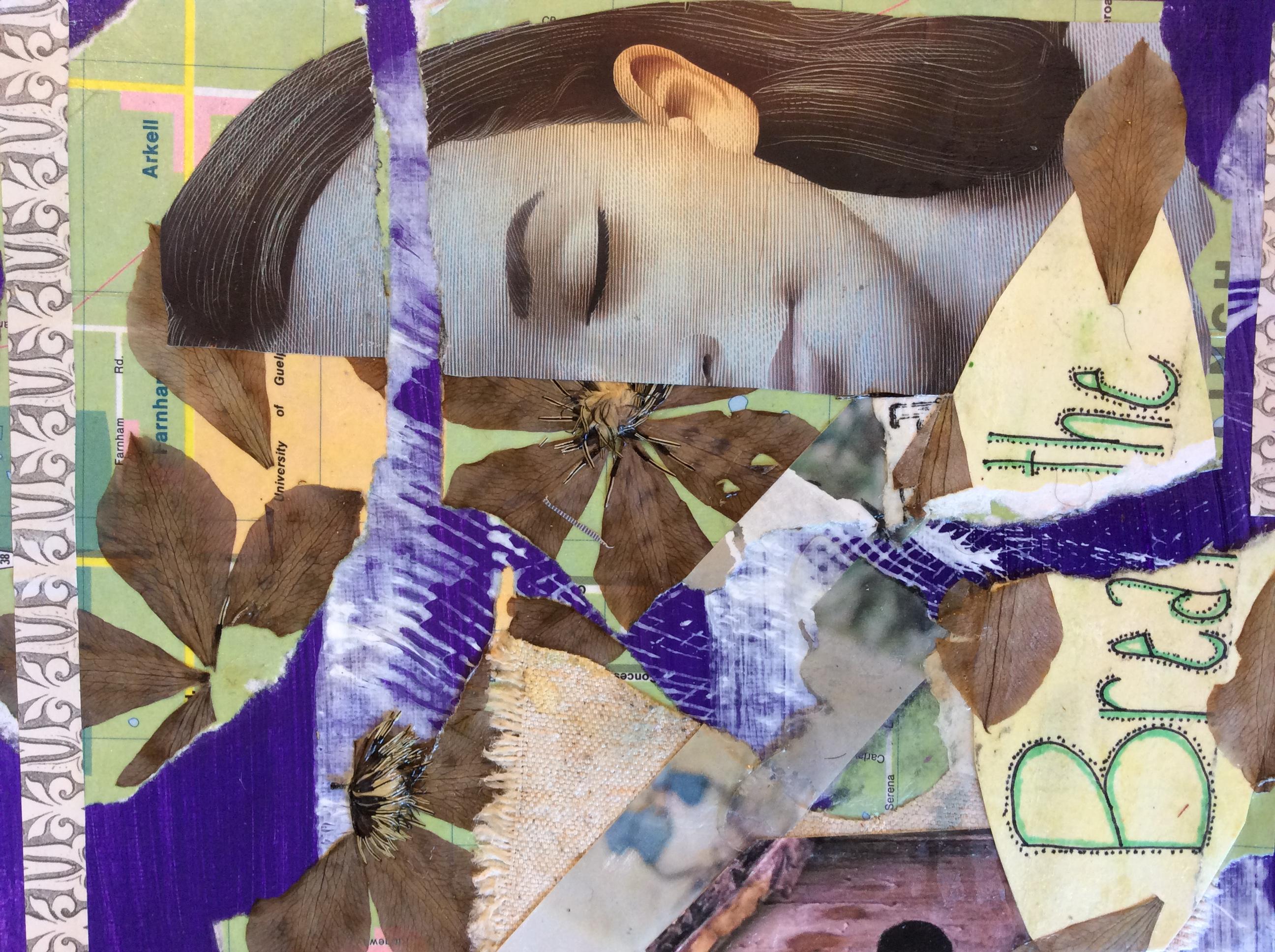 art journal breathe