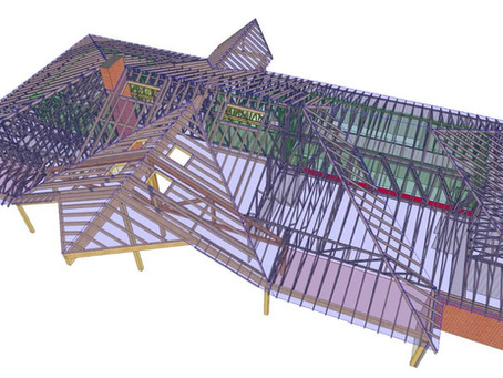 A szeglemezes tető tervezése