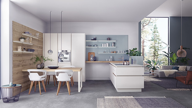 SOLID-C | VALAIS | CLASSIC-FS. Classic Style Kitchen