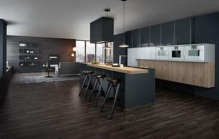 Leicht Kitchen Cabinetry