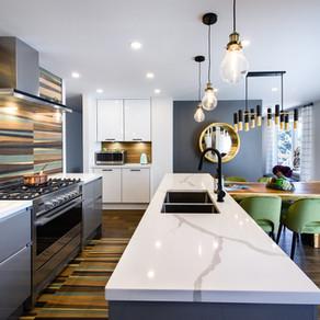 Earthy Newmarket Kitchen