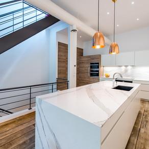 Rustic Influenced Toronto Kitchen