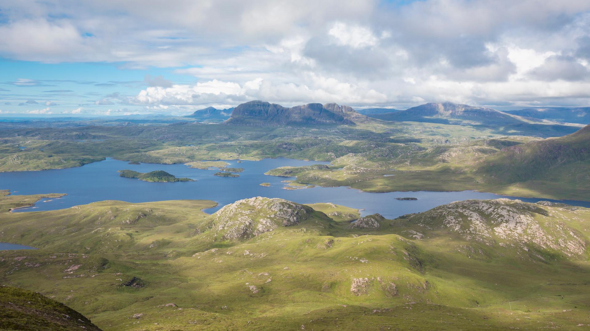 Wester Ross, Highlands